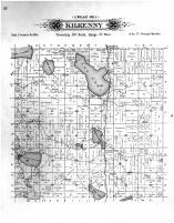 Kilkenny Township, Lake Dora, Le Sueur County 1898